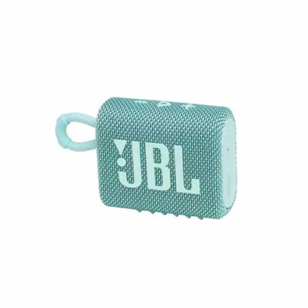 JBL GO 3 GRN Portable Waterproof Speaker