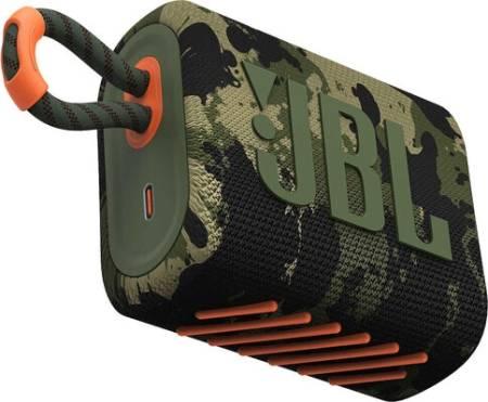 JBL GO 3 SQUAD Portable Waterproof Speaker