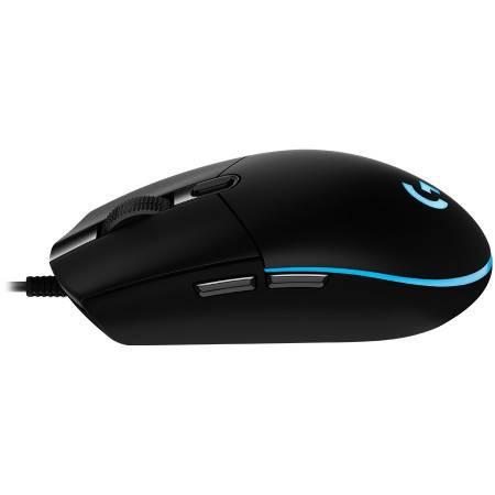 Геймърска мишка Logitech G102 LIGHTSYNC 910-005823