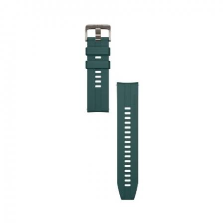 Huawei Olive Green Fluoroelastomer Strap for Watch Gt2 pro