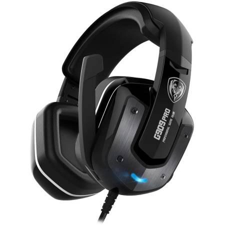 Геймърски слушалки с микрофон Somic G909 PRO