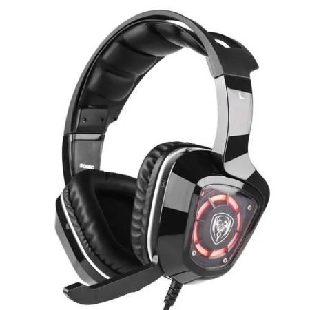 Геймърски слушалки с микрофон Somic G910i с LED подсветка