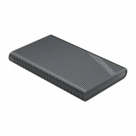 """Кутия за 2.5"""" SSD/HDD дискове Orico 2521U3-BK черна USB 3.0"""