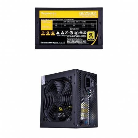 Захранващ блок Segotep GP750G 650W 80 PLUS Gold