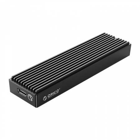 Кутия за SATA M.2 NGFF SSD диск Orico M2PF-C3-BK USB Type-C