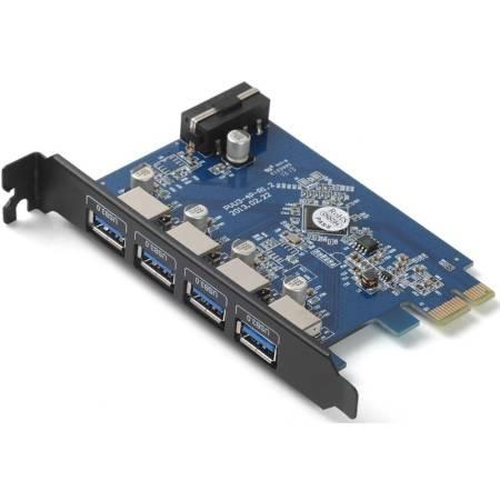 PCI-E разширителна карта Orico PVU3-4P USB 3.0
