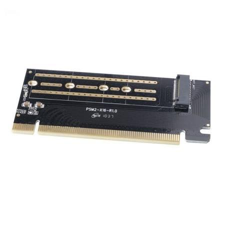 PCI-e адаптер Orico PSM2-X16 към M.2 NVME
