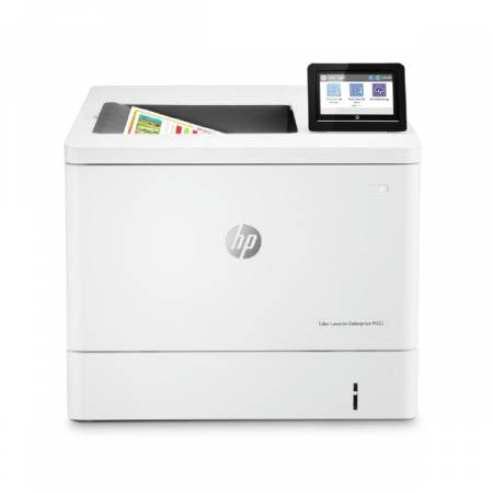 HP Color LaserJet Enterprise M555dn Printer