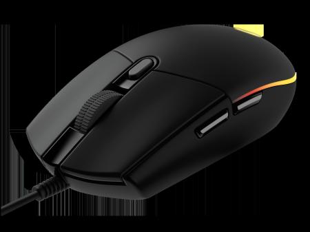 RGB Lightsync геймърска мишка Logitech G203 910-005796