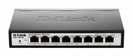 D-Link 8-Port Gigabit Smart Switch