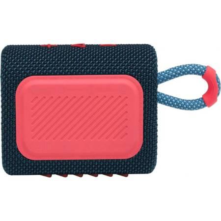 JBL GO 3 BLUP Portable Waterproof Speaker