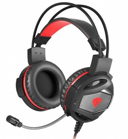 Геймърски слушалки с микрофон Neon 350 Stereo Backlight NSG-0943
