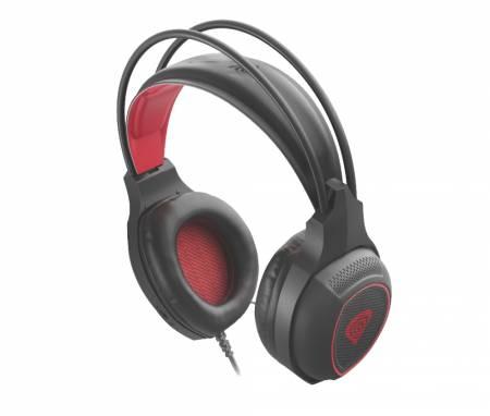 Геймърски слушалки Genesis Radon 300 Virtual 7.1 Black-Red NSG-1578