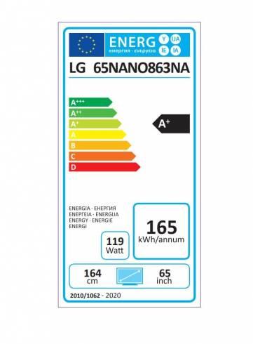 LG 65NANO863NA