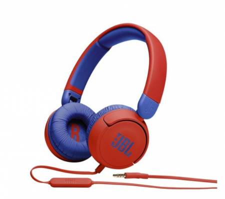 JBL JR310 RED HEADPHONES