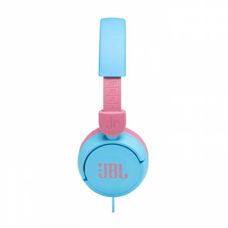 JBL JR310 BLU HEADPHONES