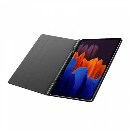Samsung Tab S7+ Book Cover Black
