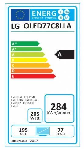 LG OLED77W9PLA - UHD