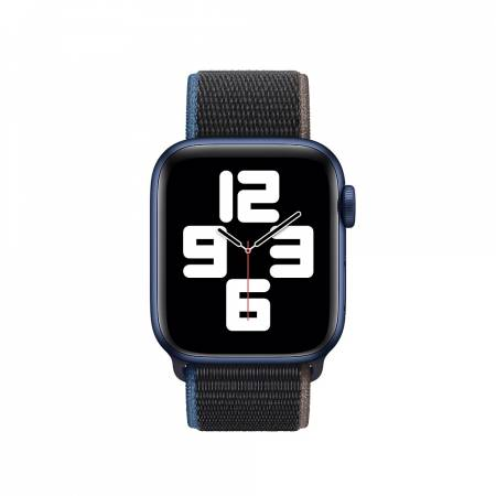 Apple Watch 40mm Band: Charcoal Sport Loop (Seasonal Fall 2020)