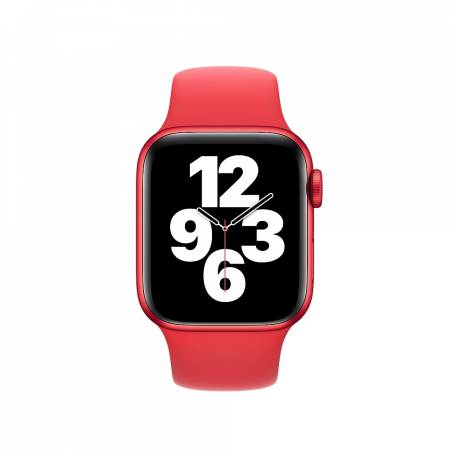 Apple Watch 40mm Band: (PRODUCT)RED Sport Band - Regular