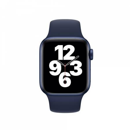 Apple Watch 40mm Band: Deep Navy Sport Band - Regular (Seasonal Fall 2020)