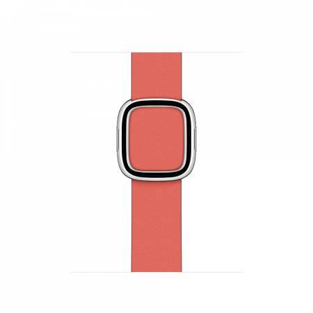 Apple Watch 40mm Band: Pink Citrus Modern Buckle - Medium (Seasonal Fall 2020)
