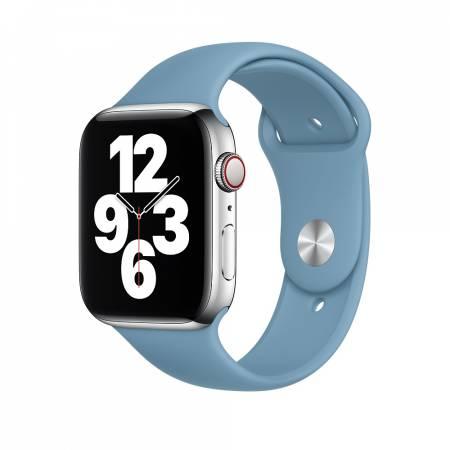 Apple Watch 44mm Band: Northern Blue Sport Band - Regular (Seasonal Nov2020)