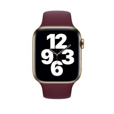 Apple Watch 44mm Band: Plum Sport Band - Regular (Seasonal Nov2020)