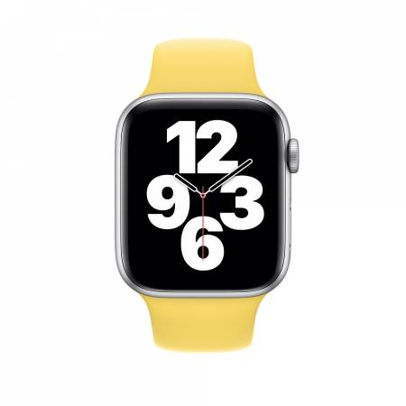 Apple Watch 44mm Band: Ginger Sport Band - Regular (Seasonal Fall 2020)