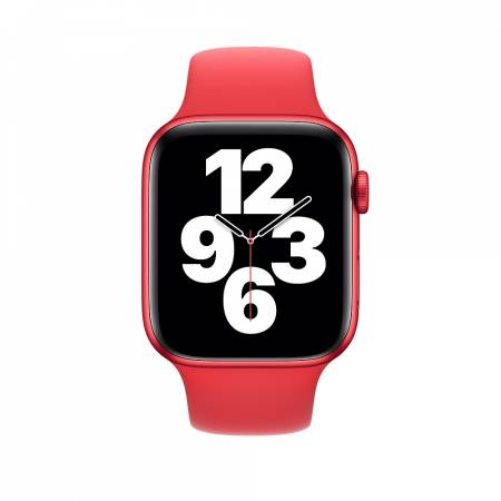 Apple Watch 44mm Band: (PRODUCT)RED Sport Band - Regular