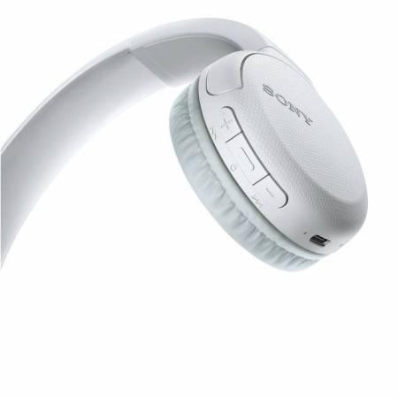 Bluetooth cлушалки с микрофон Sony WH-CH510 Headset WHCH510W.CE7