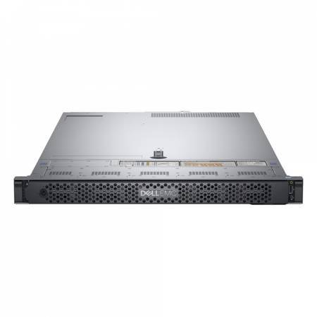 "Dell EMC PowerEdge R640/Chassis 8 x 2.5""/Xeon Silver 4208/32GB (2x16GB)/2x1.2TB/Rails/Bezel/No optical drive/Intel I350  1Gb QP/PERC H730P/iDRAC9 Ent/Redundant 750w/3Y ProSpt"
