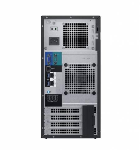 """Dell EMC PowerEdge T140/Chassis 4 x 3.5""""/Intel Xeon E-2224/16GB/1x1TB/DVD RW/iDRAC9 Bas/3Y Basic Onsite"""