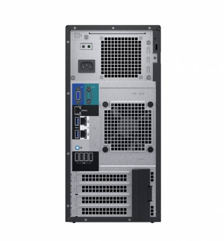 "Dell EMC PowerEdge T140/Chassis 4 x 3.5""/Intel Xeon E-2224/16GB/1x1TB/DVD RW/PERC H330/iDRAC9 Bas/3Y Basic Onsite"