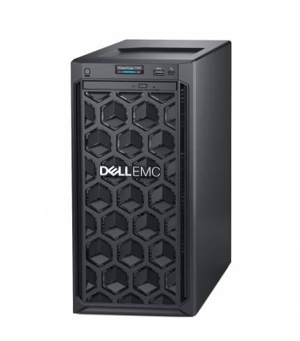 """Dell EMC PowerEdge T140/Chassis 4 x 3.5""""/16GB/1x1TB/DVD RW/PERC H330/iDRAC9 Exp/3Y Basic Onsite"""