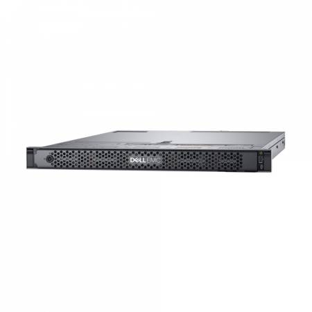 "Dell EMC PowerEdge R640/Chassis 8 x 2.5"" HotPlug/Xeon Silver 4208/16GB/1x300GB/Rails/Bezel/No optical drive/Intel I350  1Gb QP/PERC H730P/iDRAC9 Exp/750W/3Y ProSpt"