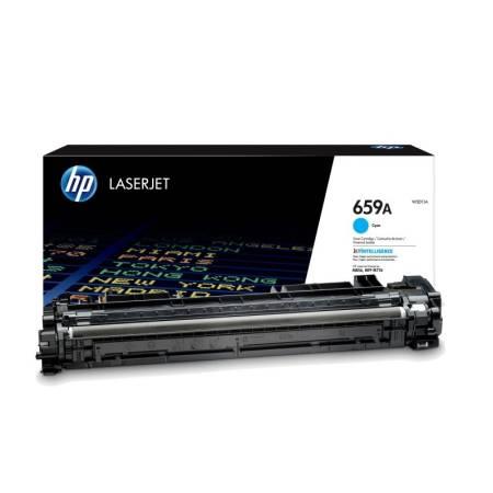 HP 659A Cyan Original LaserJet Toner Cartridge