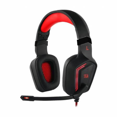Геймърски слушалки с микрофон Redragon Muses 2 H310-1-BK черно-червени