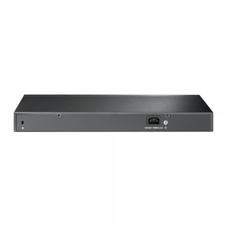 16-портов 10/100 Mbps+2-порта gigabit PoE комутатор с 16-PoE+ порта TP-Link TL-SL1218P