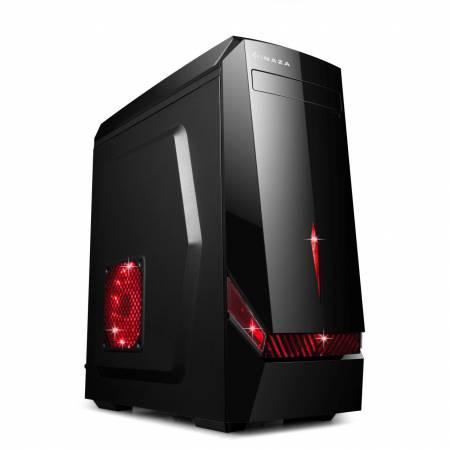 Кутитя за настолен компютър Inaza X-Blade ATX mid tower черна
