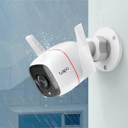 Външна Wi-Fi IP камера TP-Link Tapo C310