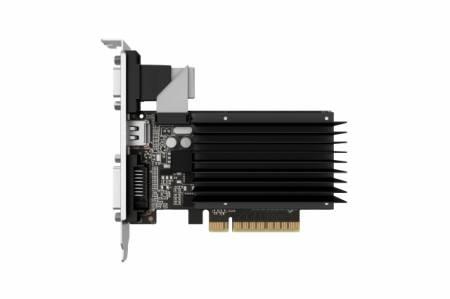 Видео карта GAINWARD GT710 2GB D3 SILENTFX 426018336-3576