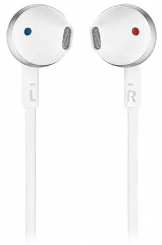 Слушалки JBL T205BT SIL In-ear headphones JBLT205BTSIL
