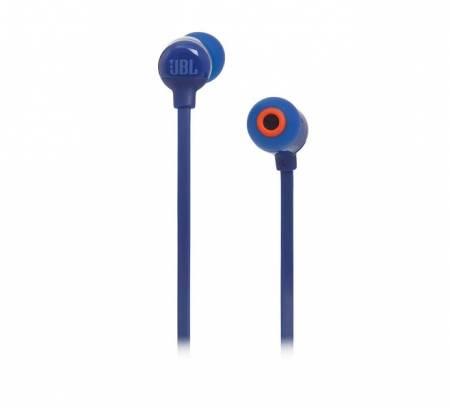 Слушалки JBL T110BT BLU In-ear headphones JBLT110BTBLU