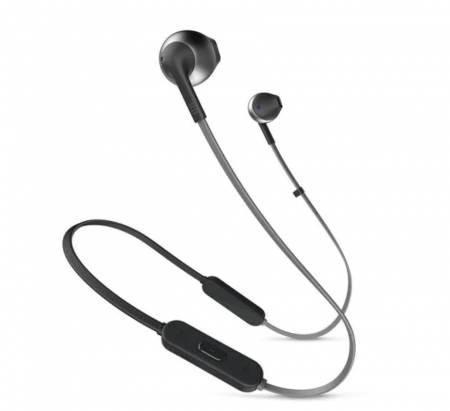 Слушалки JBL T205BT BLK In-ear headphones JBLT205BTBLK