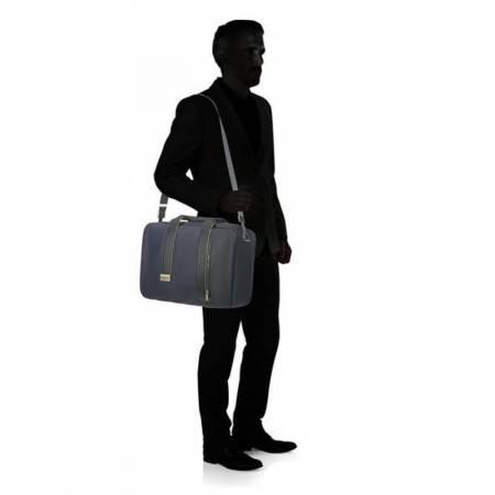 Samsonite Zigo Shoulder bag 15.6 Dark Blue