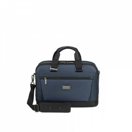 """Samsonite Waymore Briefcase 14"""" Dark blue"""