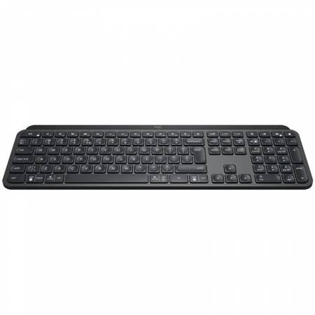 Безжична клавиатура Logitech MX Keys GRAPHITE-US INTL 920-009416