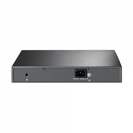 10-портов JetStream Gigabit Smart комутатор TP-Link TL-SG2210MP с 8 PoE+ порта
