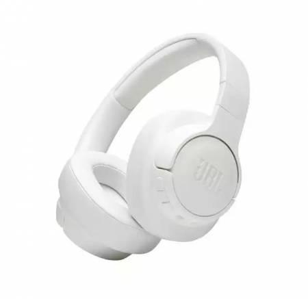 Bluetooth слушалки с микрофон JBL T700BT WHT HEADPHONES JBLT700BTWHT